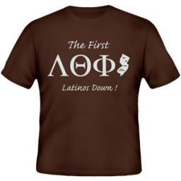 Lambda Theta Phi Shirts | Lambda Theta Phi Merchandise