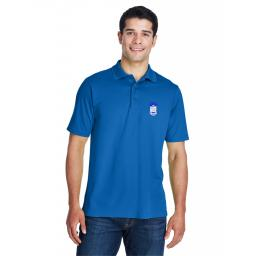 Fraternity Polo Shirts | Crest Patch | Collegiate Greek