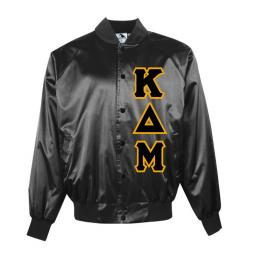 Satin  Coach Jacket | Fraternity Jacket | Collegiate Greek