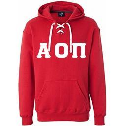 Fraternity Sweatshirt Hooded | Collegiate Greek