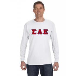 Sorority Long Sleeve Shirts   Custom Greek Apparel