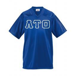 Fraternity Football Jerseys | Custom Greek Apparel