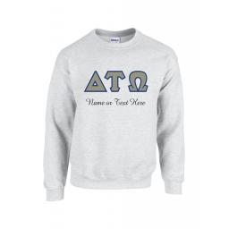 Fraternity Embroidery Shops | Text Embroidery