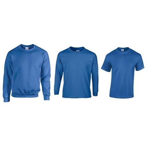 Custom Greek Clothing Package with Sweatshirt, Long Sleeve Tee Shirt, Short Sleeve Tee Shirt