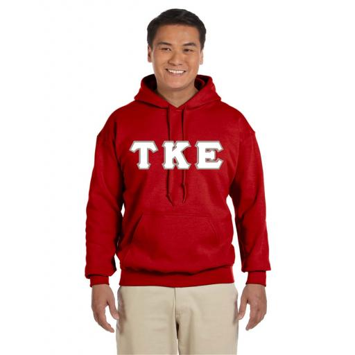 Sorority Hooded Sweatshirts | Greek Letters Sweatshirt