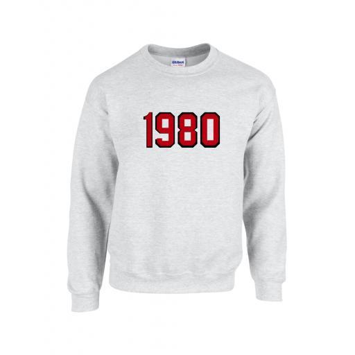 Founding Year Sweatshirt