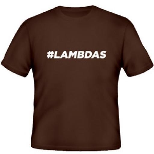 Lambda Theta Phi - # Tee Shirt