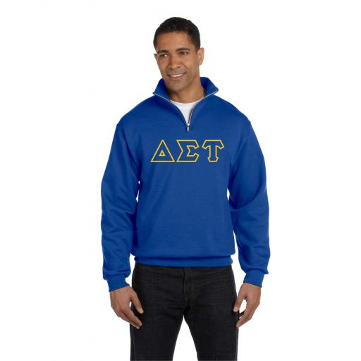 Greek Letters Sweatshirt | Custom Greek Sweatshirt