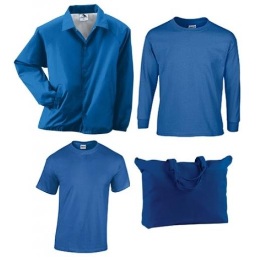 Coach Jacket, Long sleeve Tee Shirt, Tee Shirt, Tote Bag