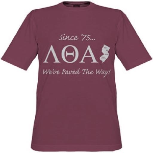 Lambda Theta Alpha - Since 75 Tee Shirt
